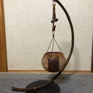 木製のオブジェ