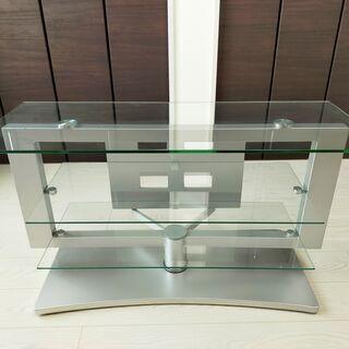 ニトリ ガラスTVボード