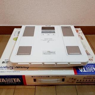【未使用】TANITA 体組成計 インナースキャン