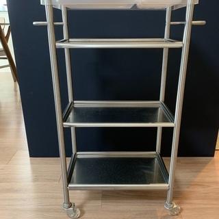IKEA GRUNDTAL スチールラック