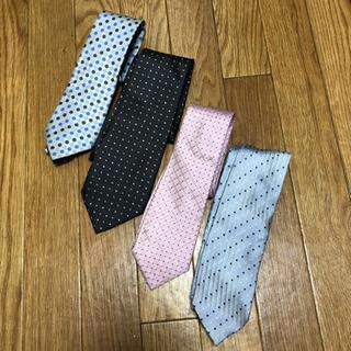 ネクタイ 4本