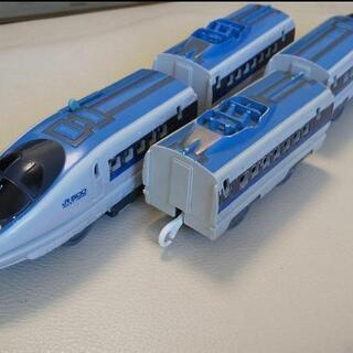 プラレール 500系新幹線 訳あり