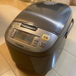 炊飯器 Panasonic 8合炊き