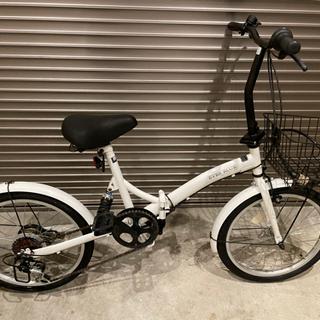 EVER BLUE シマノ ミニベロ 6段変速 折りたたみ自転車...