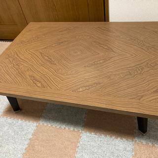 【差し上げます】折り畳み脚テーブル