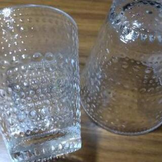 iittala カステヘルミ グラス 2個セット