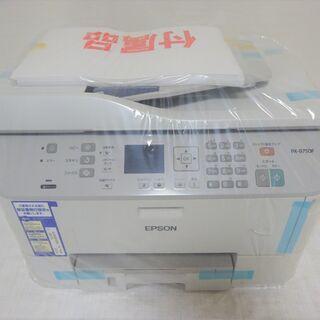 🍎未使用 エプソン A4 インクジェットファックス複合機 PX-...