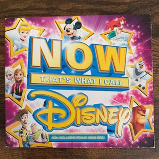 ディズニー CD 4枚組
