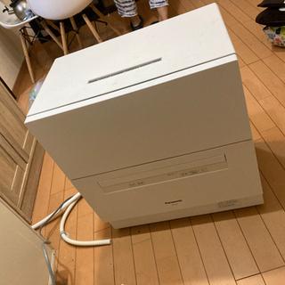 パナソニック 食器洗い乾燥機 NP-TA3-W