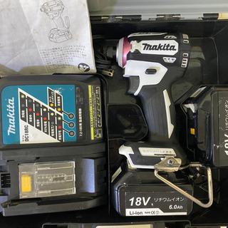 中古  マキタ TD171 18V  充電式インパクトドライバー...