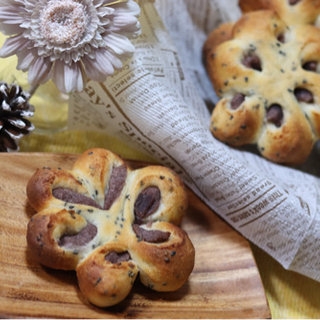 天然酵母【酒種酵母】でパンを焼こう!