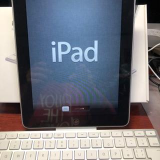 iPad1(第一世代)Wi-Fi 32MB+Keyboard D...