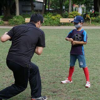 元プロ野球選手の訪問式野球教室②【足立区近隣生徒募集!!】 - スポーツ