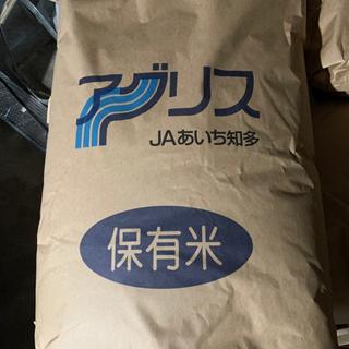※残り2袋 令和3年度 愛知県産コシヒカリ 正味30kg