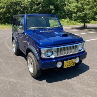 【ネット決済・配送可】JA12 ジムニー 綺麗な車両です。