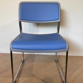 【KOKUYO】会議用椅子 2個セット