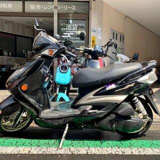 東京大塚発YAMAHAシグナス125現役バイク自賠責付き試乗も可...