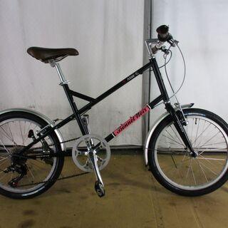 B478★19800円スタート★ 中古小径自転車 BEALL A...