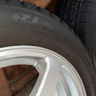 【受付終了】スタッドレスタイヤ4本セット - 車のパーツ