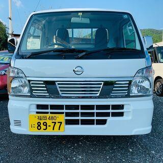【ネット決済】日産NT100 クリッパー 軽トラ 2WD 29年...