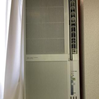 ウインドウエアコン(冷暖房機能付き)