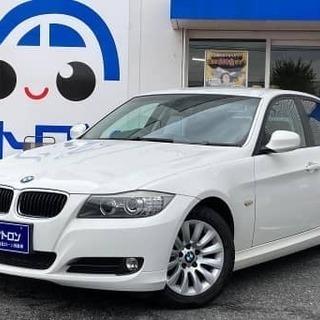 BMW!!3シリーズが久々の入庫です・・・急げ!!