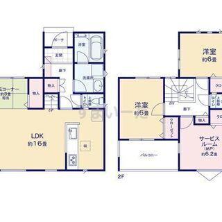 🏠新築分譲開始🏠限定1区画💁♂️自己資金ゼロ円で月々6万円台の...