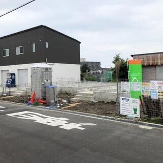 🏠新築分譲開始🏠限定2区画💁♂️朝陽小学校まで700m!今ある...