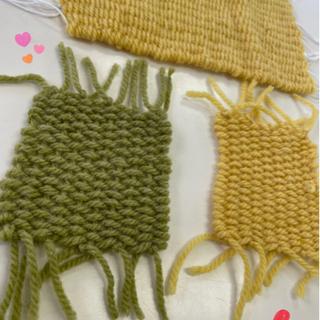 ハンドメイド 編み物 【障害福祉事業所】