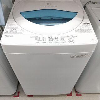 東芝 TOSHIBA 5kg 洗濯機 AW-5GS 2016年 ...