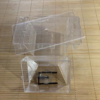 【送料無料】水作 水に浮く上下する産卵箱 フロートボックス…