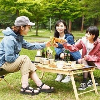 ✨🌈🔥キャンプを友達と楽しく🎵みんなで自然を楽しみましょ〜🔥🌈✨