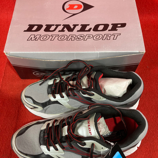 DUNLOP MOTOR SPORT DM201 スニーカー 2...