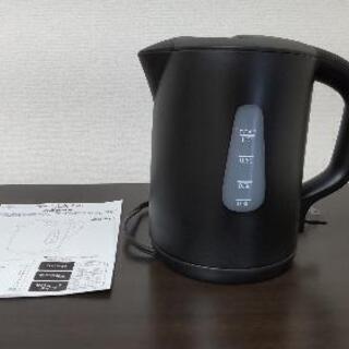 電気ケトル 容量1L HC-EK01