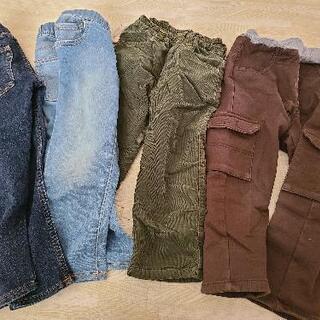 【ネット決済】子ども服 ズボン