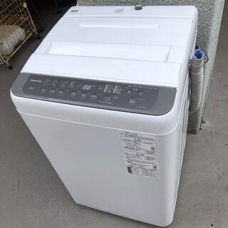 美品★Panasonic 全自動洗濯機 NA-F60PB14 2...
