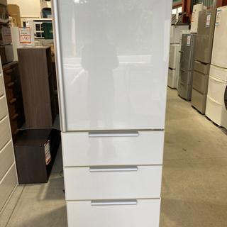 AQUA 355L 4ドア冷凍冷蔵庫 AQR-SD36B 2013年製