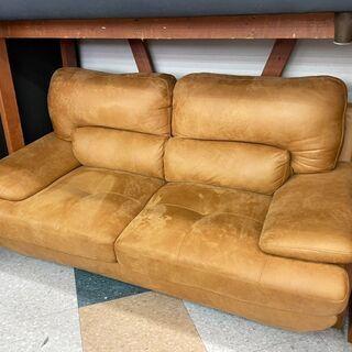 🔶お勧め!!ゆったり座れる 2Pソファ 🔸定価¥108,000🔸...