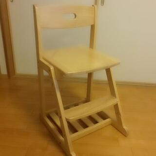 【無料にしました】勉強机用椅子/デスクチェア