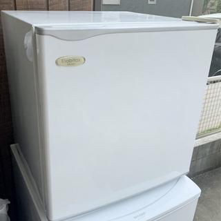 (無料) 1ドア冷蔵庫  完動品  一人暮らし用  引き取…