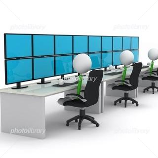 簡単で待機時間も時給発生で1時間に1回の報告連絡業務の求人です!!