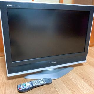 Panasonic VIERA テレビ 26インチ リモコン付き