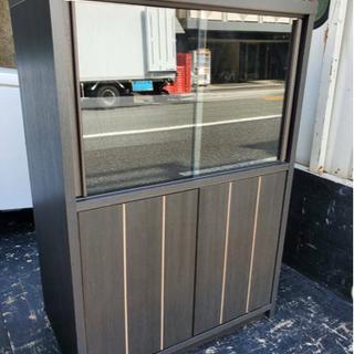 収納棚としても食器棚としても🙆配送無料