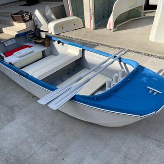 【お取引中】フィッシングボート 2馬力 免許不要 船外機 …