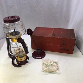 美品 ハリオ HARIO コーヒーメーカー 70A5 耐熱…