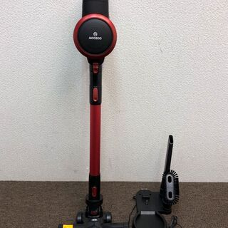 【D-02・税込み】MOOSOO サイクロン式 コードレス掃除機...