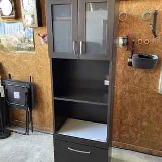 N2402  食器棚 レンジボード