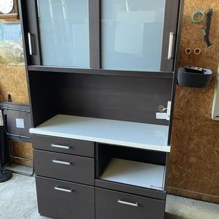N2403 キッチンボード レンジボード  食器棚