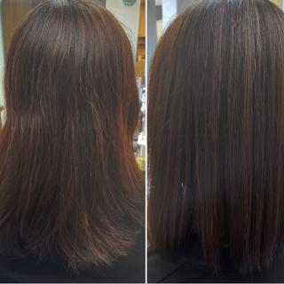 美容師募集中 髪質改善サロン