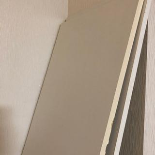 白い化粧板